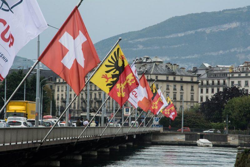 marabout à Genève en Suisse